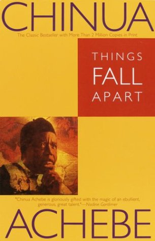 Achebe's Things Fall Apart Named Greatest Book Ever Written