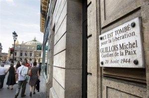 Paris Plaques