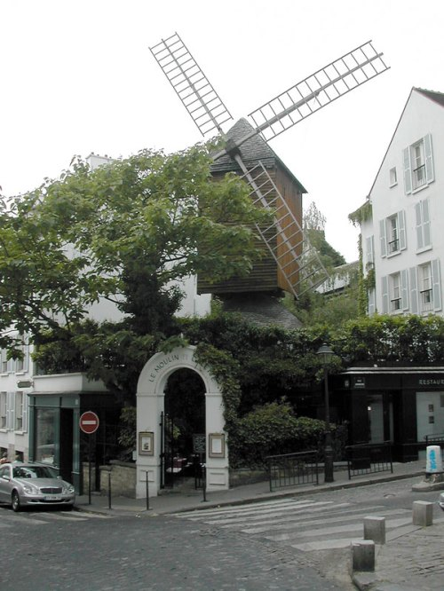 moulin montmartre