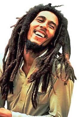 Happy Birthday Bob Marley. . . . Redemption Song