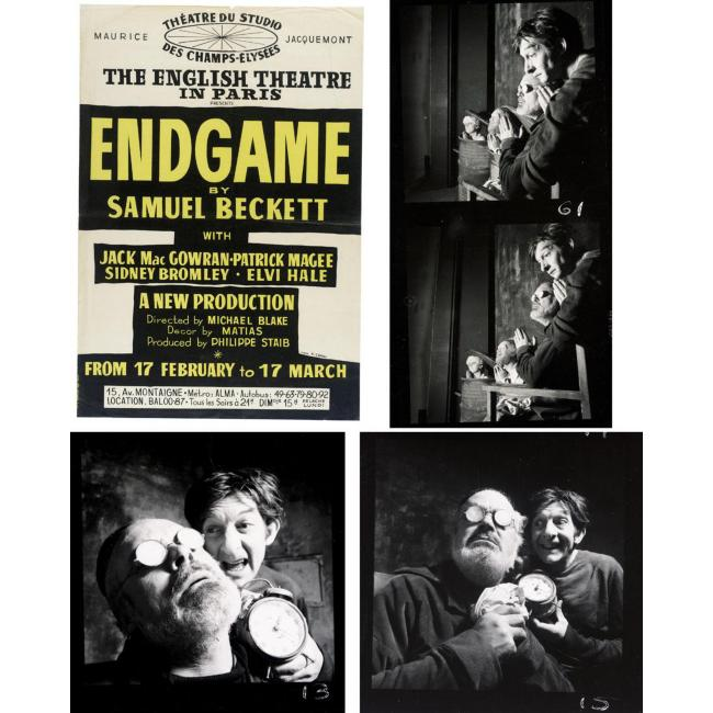 From the production of endgame directed by friend michael blake
